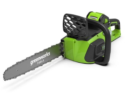 Цепная пила Greenworks GD40CS40 (40 см) без АКБ и ЗУ