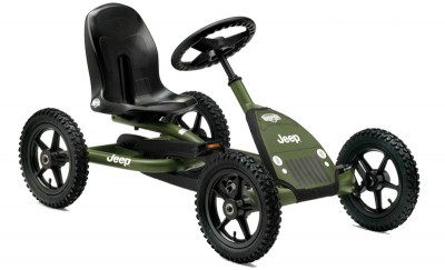 Веломобиль Berg Jeep Junior BFR